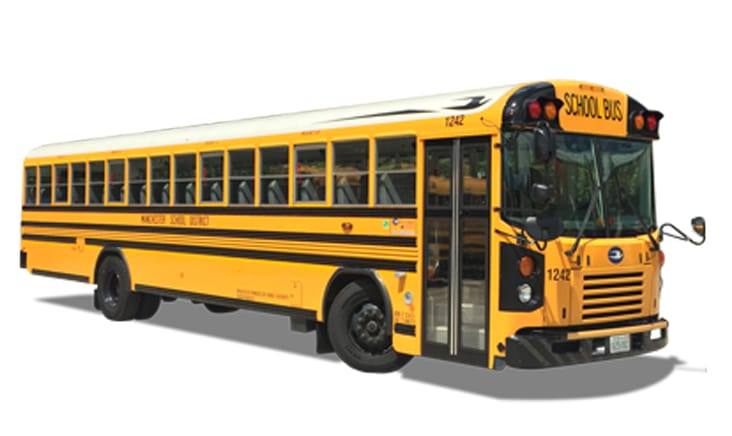 transit school bus